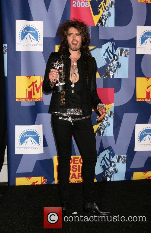 Russell Brand and Mtv 2