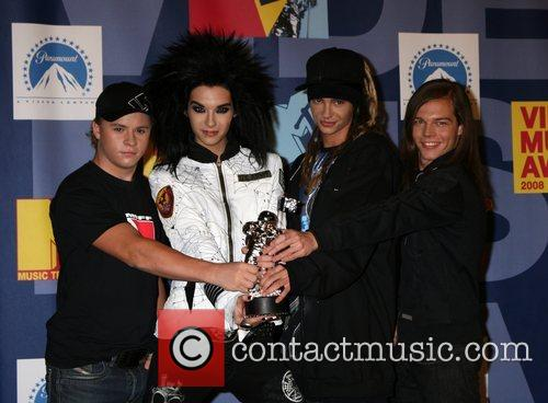 Tokio Hotel and Mtv 5
