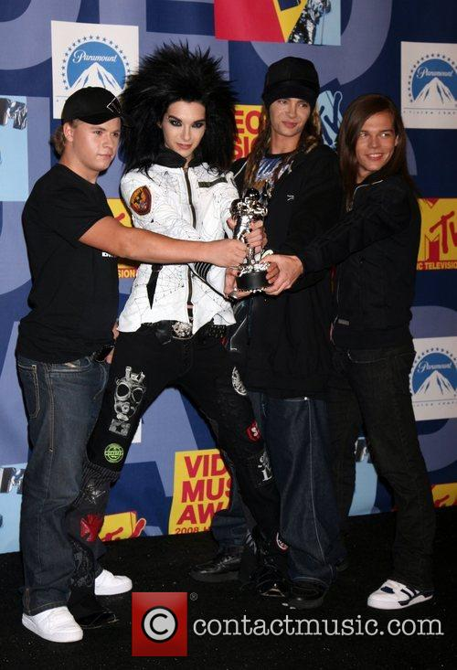 Tokio Hotel and Mtv 4