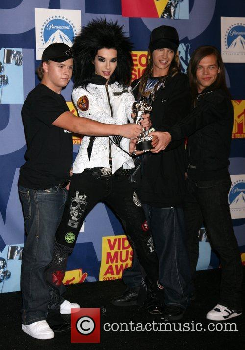 Tokio Hotel and Mtv 1