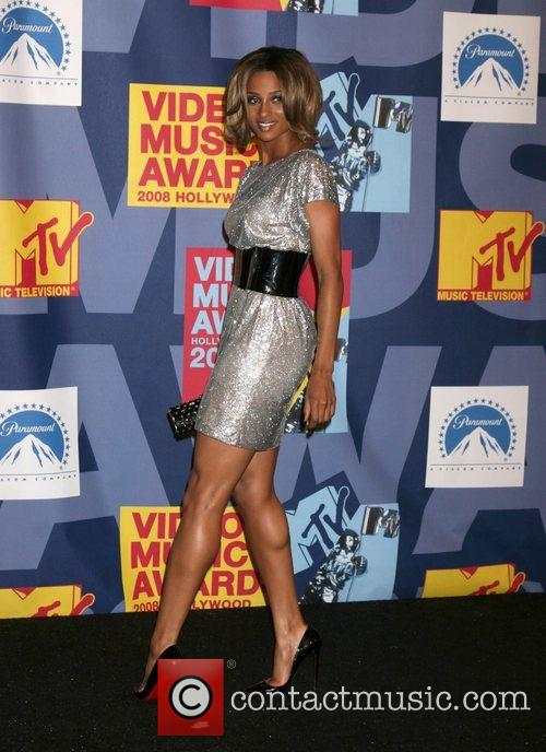 Ciara and Mtv 5