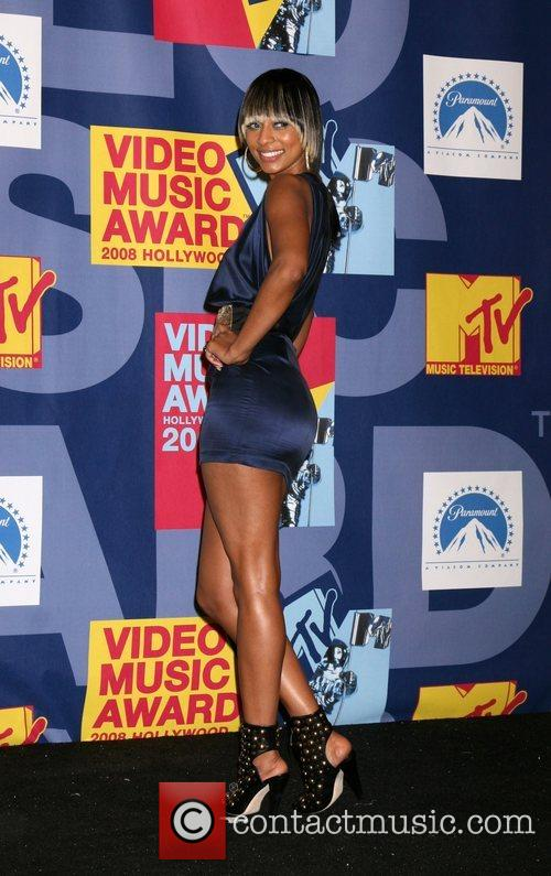 Keri Hilson and Mtv 4