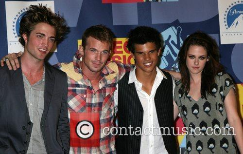 Robert Pattinson, Mtv and Taylor Lautner 3