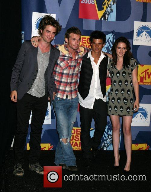 Robert Pattinson, Mtv and Taylor Lautner 4