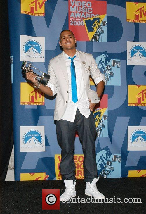 Chris Brown and Mtv 4