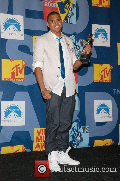 Chris Brown and Mtv 5
