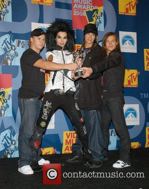 Tokio Hotel and MTV 3