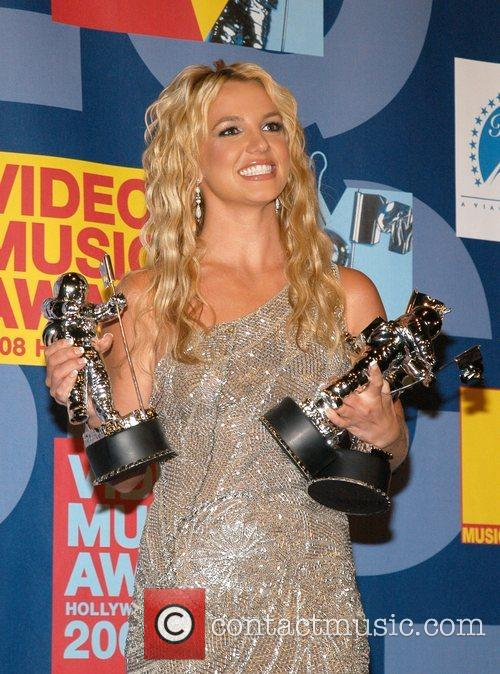 Britney Spears and MTV 20