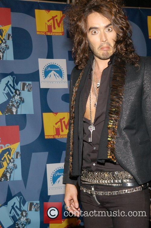 Russell Brand and Mtv 6