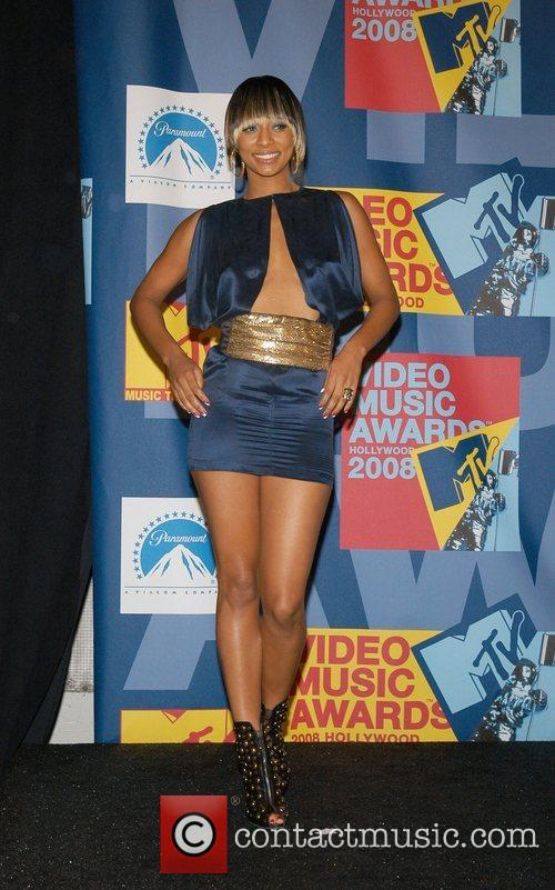 Keri Hilson and Mtv 7