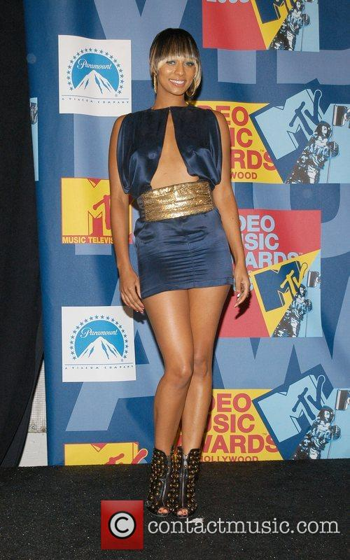 Keri Hilson and Mtv 5