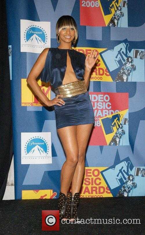 Keri Hilson and Mtv 1
