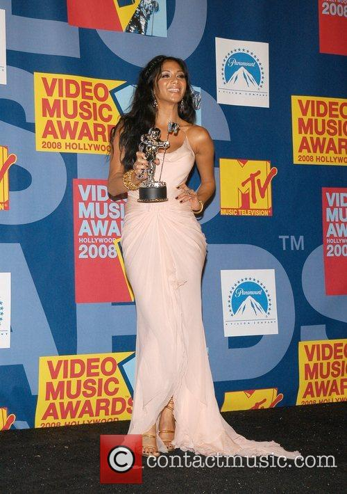 Nicole Scherzinger and Mtv 4