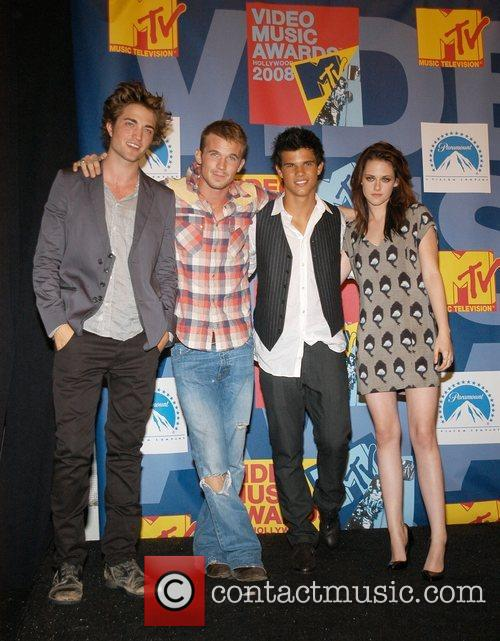 Robert Pattinson, Mtv and Taylor Lautner 5