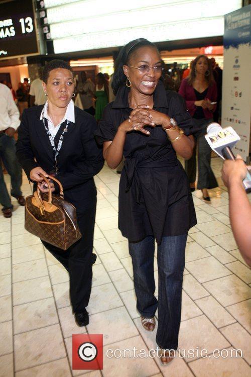Angela Bassett The 2008 American Black Film Festival...