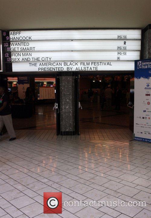 Atmosphere The 2008 American Black Film Festival held...