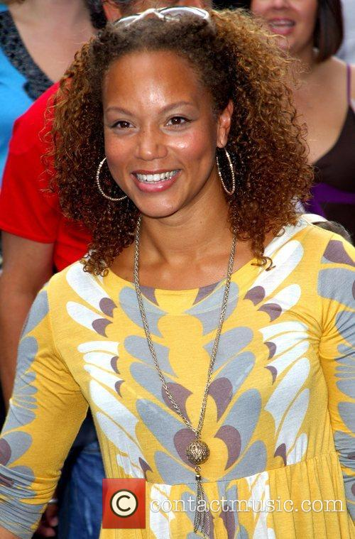 Angela Griffin  WALL.E premiere held at the...