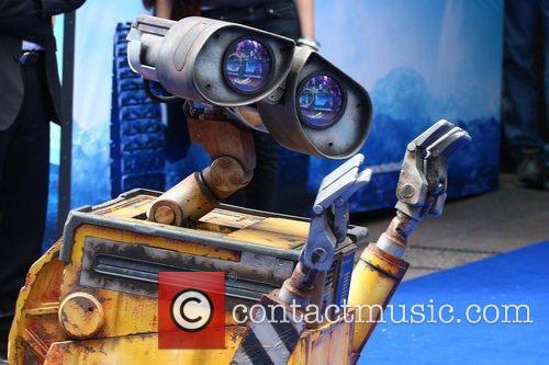 WALL.E WALL.E premiere held at the Empire London,...