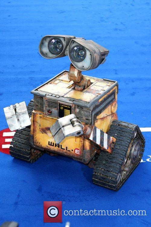 WALL.E premiere held at the Empire London, England