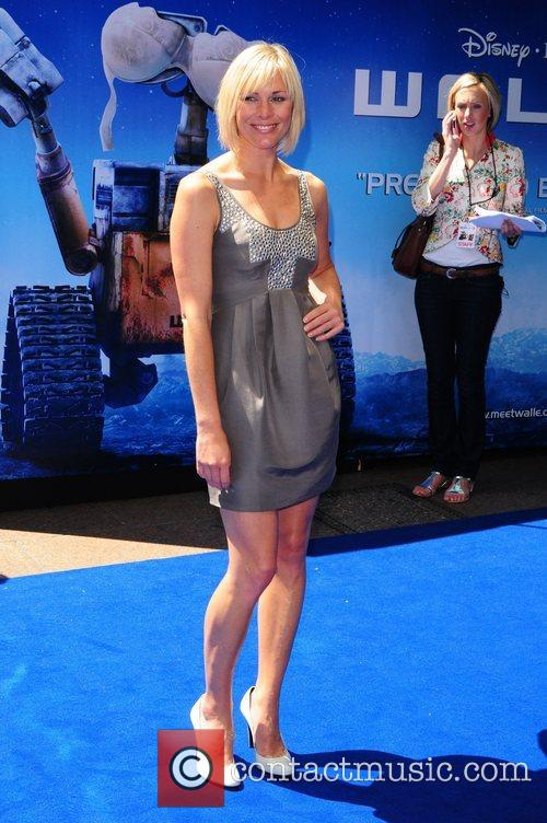 Jenni Falcorner WALL.E premiere held at the Empire...