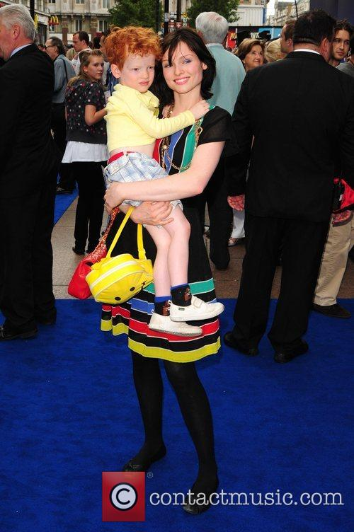 Sophie Ellis Bextor with her son Sonny WALL.E...