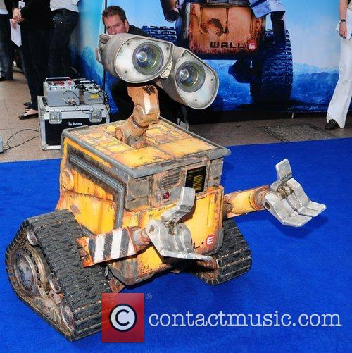 Wall-E WALL.E premiere held at the Empire -...