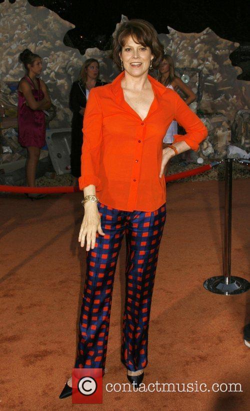 Sigourney Weaver and Pixar 3