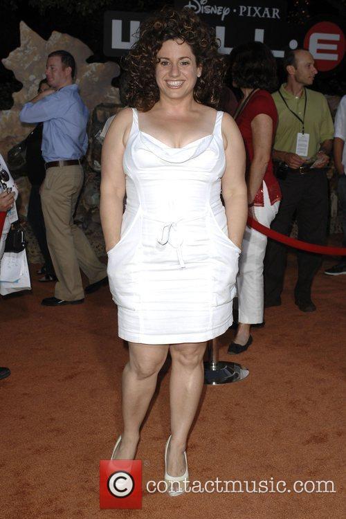 Marissa Jaret Winokur and Pixar 6