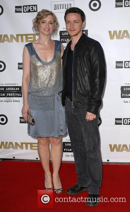 Anne-marie Duff and James Mcavoy 7