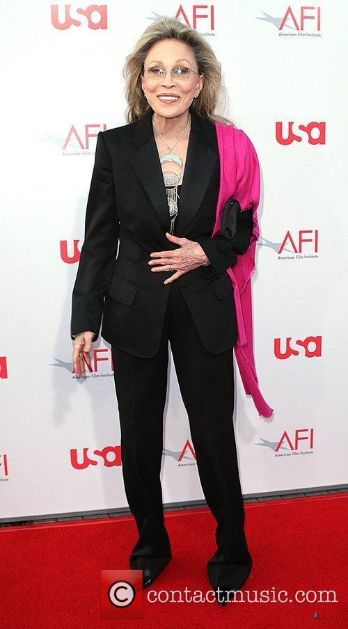 Faye Dunaway and Afi 2