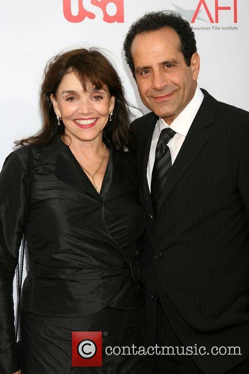 Brooke Adams and Tony Shaloub