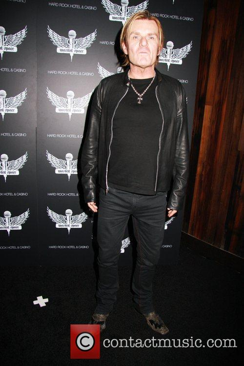 Billy Duffy of the The Cult Grand Opening...