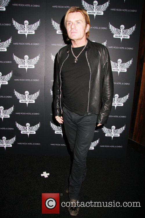 Billy Duffy of The Cult Grand Opening of...