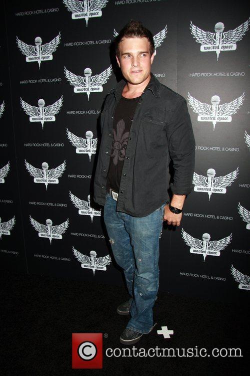 Joshua LeBar Grand Opening of 'Wasted Space' nightclub...