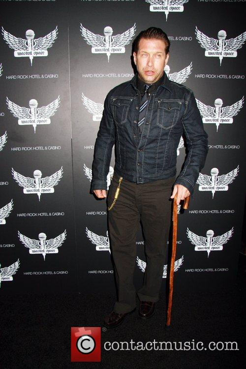 Stephen Baldwin Grand Opening of 'Wasted Space' nightclub...