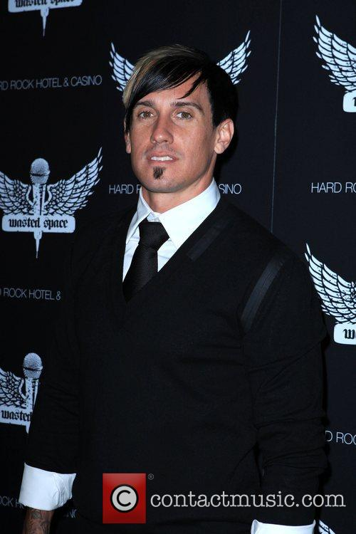 Carey Hart Grand Opening of 'Wasted Space' nightclub...