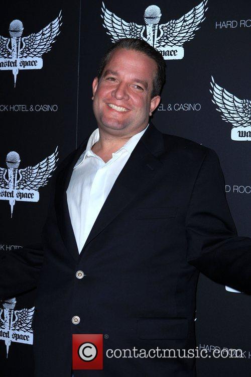 Jeff Beacher Grand Opening of 'Wasted Space' nightclub...