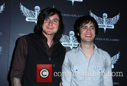 Panic at the Disco Grand Opening of 'Wasted...