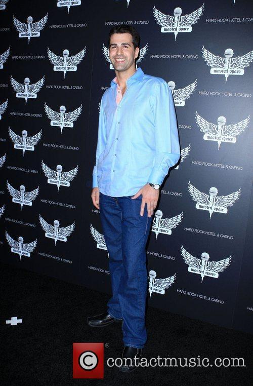 Paul Murad Grand Opening of 'Wasted Space' nightclub...