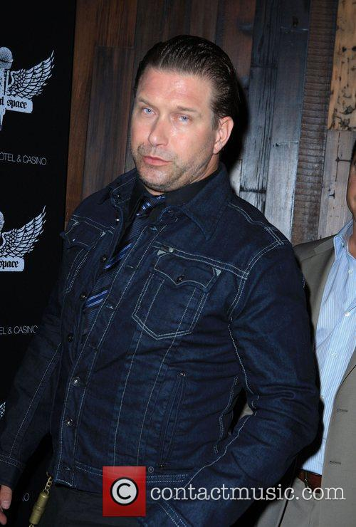 Steven Baldwin Grand Opening of 'Wasted Space' nightclub...