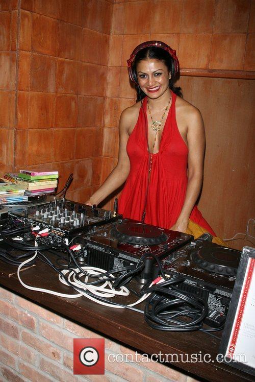DJ Donna D'Cruz,  Wayuu Taya Foundation Gala...