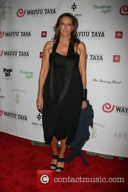 Donna Karan,  Wayuu Taya Foundation Gala held...