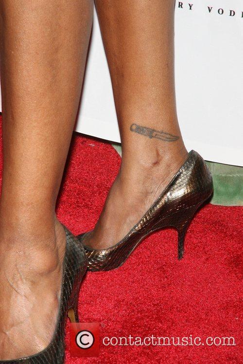 Iman shoes,  Wayuu Taya Foundation Gala held...
