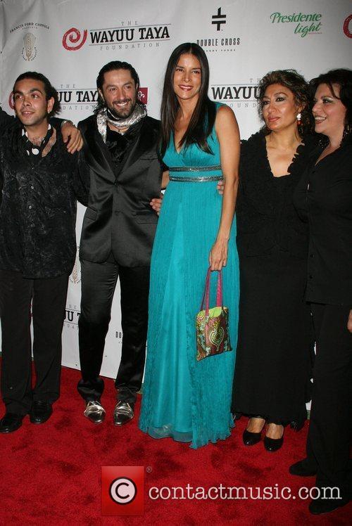 Rafael Amargo and Co. With Patricia Velasquez,...