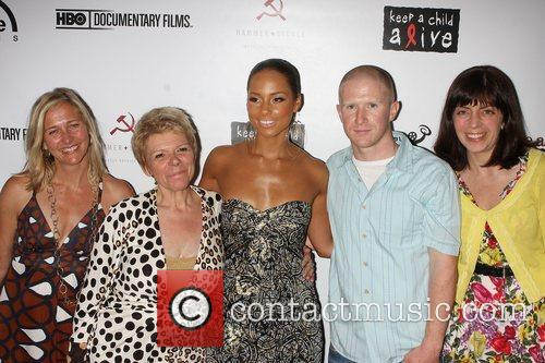 Anne Rooney, Lee Blake, Alicia Keys, Paul Taylor,...