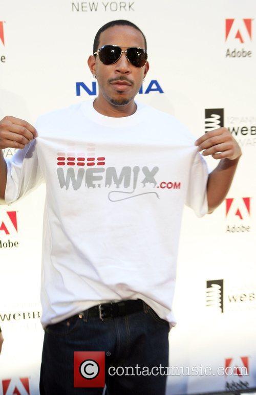 Chris 'Ludacris' Bridges 12th Annual Webby Awards held...
