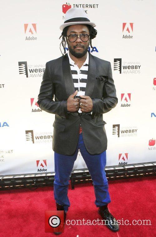 Will.i.am 12th Annual Webby Awards held at Cipriani...