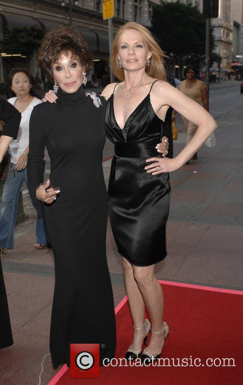 Mary Ann Mobley & Marg Helgenberger What A...