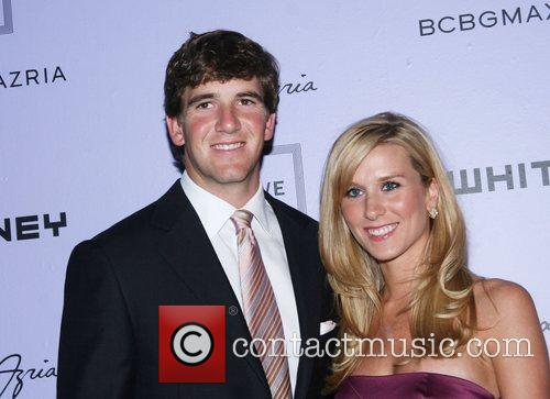 Eli Manning and Abby McGrew The Whitney Contemporaries'...