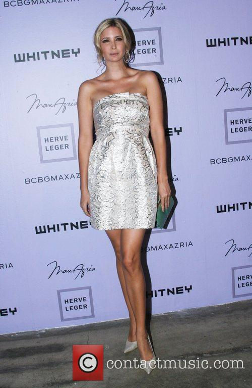 Ivanka Trump The Whitney Contemporaries' Art Party and...